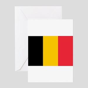 Belgium Greeting Card
