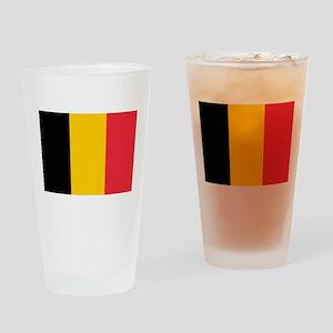 Belgium Drinking Glass