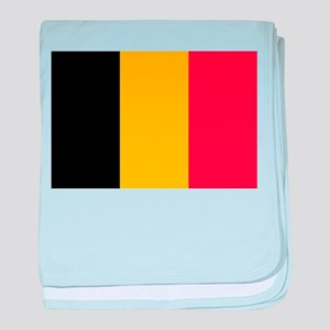 Belgium baby blanket