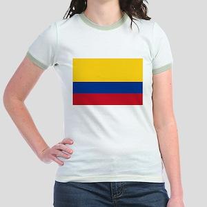Colombia Jr. Ringer T-Shirt