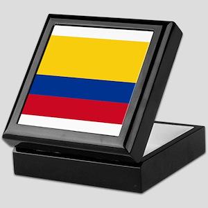 Colombia Keepsake Box