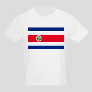 Costa Rica Kids Light T-Shirt