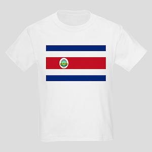Costa Rica Kids Light T-Shirt