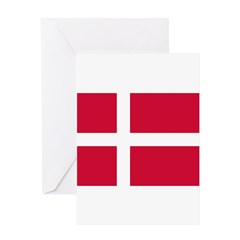 Denmark Greeting Card