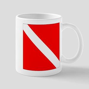Diver Down Mug