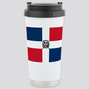 Dominican Republic Stainless Steel Travel Mug