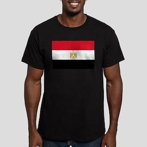 Egypt Men's Fitted T-Shirt (dark)