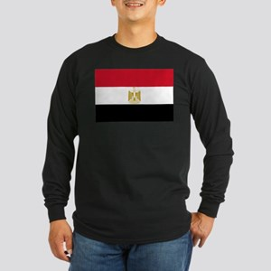 Egypt Long Sleeve Dark T-Shirt