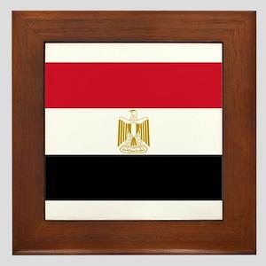 Egypt Framed Tile