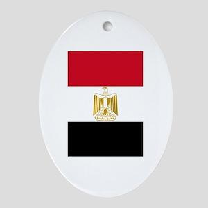 Egypt Ornament (Oval)