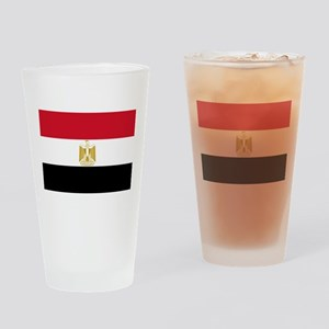 Egypt Drinking Glass