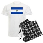 El Salvador Men's Light Pajamas