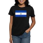 El Salvador Women's Dark T-Shirt