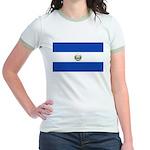 El Salvador Jr. Ringer T-Shirt