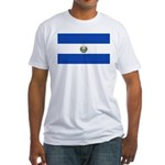 El Salvador Fitted T-Shirt