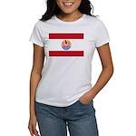 French Polynesia Women's T-Shirt