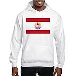 French Polynesia Hooded Sweatshirt
