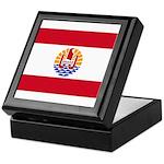 French Polynesia Keepsake Box