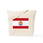 French Polynesia Tote Bag