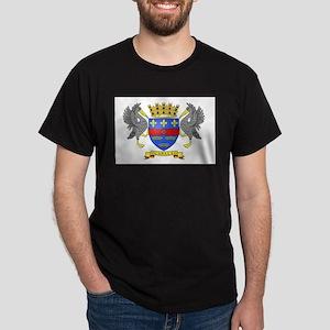 Saint Barthélemy Dark T-Shirt