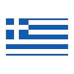 Greece 38.5 x 24.5 Wall Peel