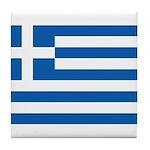 Greece Tile Coaster