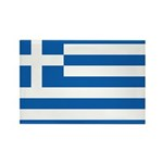 Greece Rectangle Magnet (10 pack)