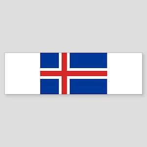 Iceland Sticker (Bumper)