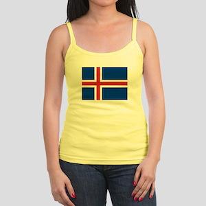 Iceland Jr. Spaghetti Tank