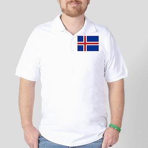 Iceland Golf Shirt