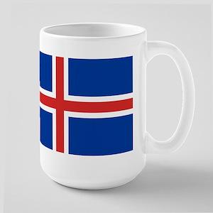Iceland Large Mug