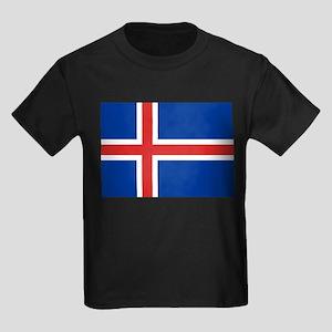 Iceland Kids Dark T-Shirt