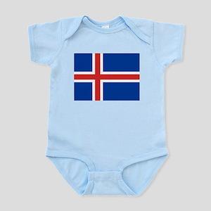 Iceland Infant Bodysuit