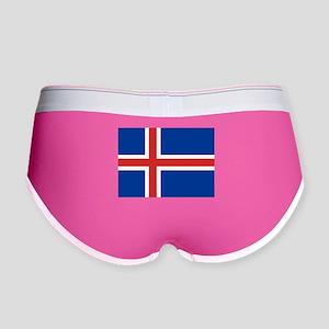 Iceland Women's Boy Brief