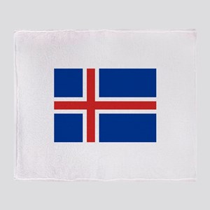 Iceland Throw Blanket