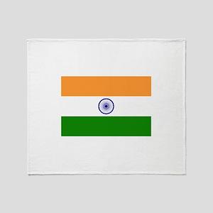 India Throw Blanket
