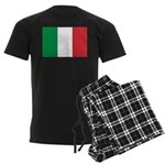 Italy Men's Dark Pajamas