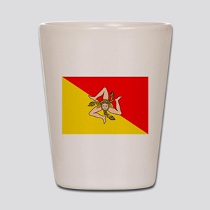 Sicily Shot Glass