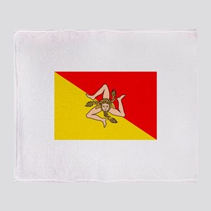 Sicily Throw Blanket