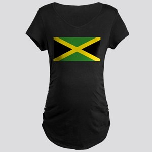 Jamaica Maternity Dark T-Shirt