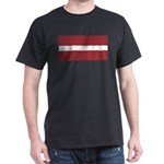 Latvia Dark T-Shirt