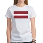 Latvia Women's T-Shirt