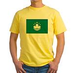 Macau Yellow T-Shirt
