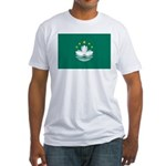 Macau Fitted T-Shirt