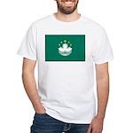 Macau White T-Shirt