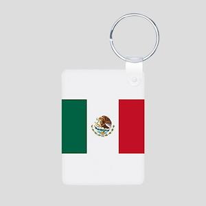 Mexico Aluminum Photo Keychain