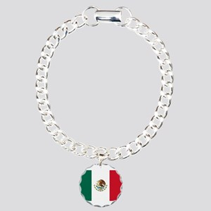 Mexico Charm Bracelet, One Charm
