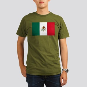 Mexico Organic Men's T-Shirt (dark)
