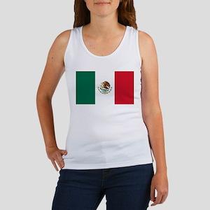 Mexico Women's Tank Top