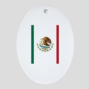 Mexico Ornament (Oval)